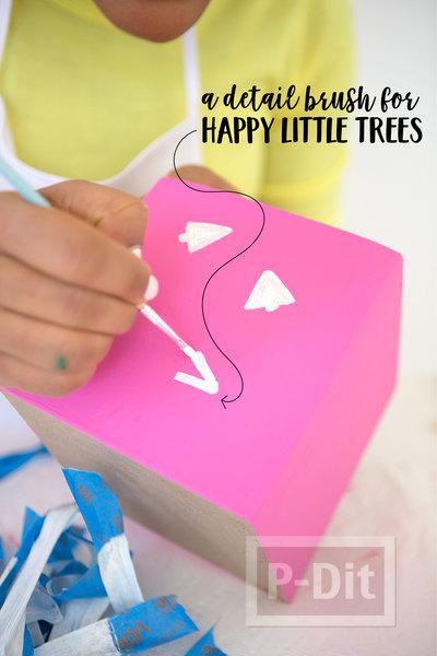 รูป 5 ไอเดียระบายสีกล่องของขวัญ ตกแต่งลายน่ารักๆ