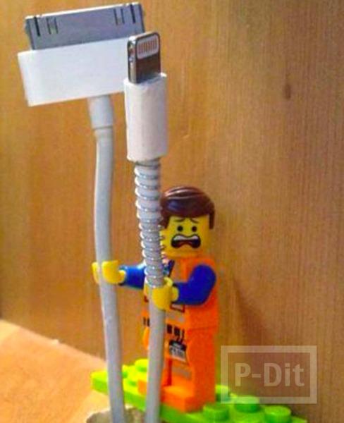 รูป 4 ไอเดียทำของใช้ จากชิ้นส่วนเลโก้