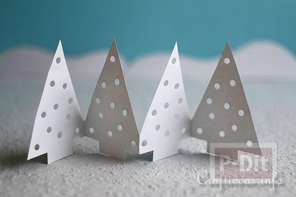 รูป 2 Snow man กระดาษ ประดับเทศกาลคริสต์มาส