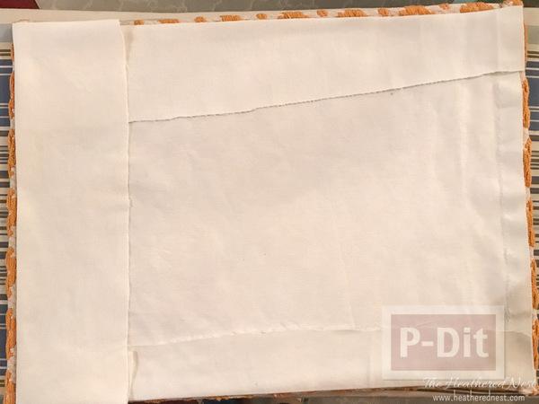 รูป 4 ไอเดียทำกระเป๋าถือ จากผ้ารองจาน