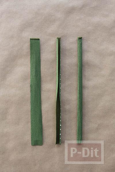 รูป 5 สอนทำดอกไม้กระดาษ ดอกดารารัตน์(Daffodil)