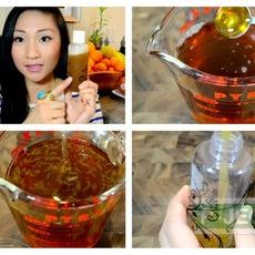 ทำแชมพู จากชาเขียว