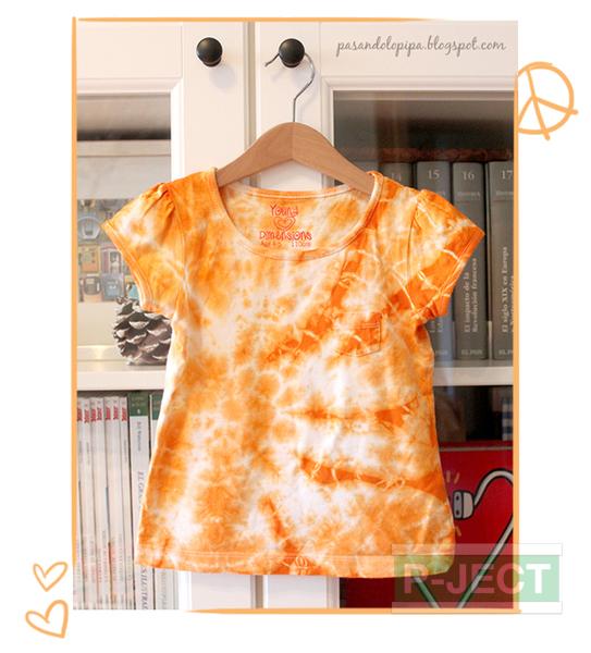 รูป 4 วิธี ย้อมสีเสื้อ ด้วยตัวเอง