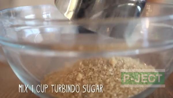 รูป 4 สอนทำน้ำตาล เกลือ สำหรับขัดผิว
