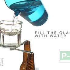 การทดลอง ความสมดุล และแก้วน้ำ