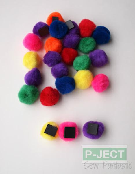 รูป 4 เกมส์สอบนับจำนวน จากปอมๆหลากสี