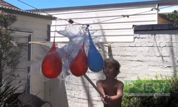 ของเล่นงานปาร์ตี้ เกมส์ตีลูกโป่งน้ำ
