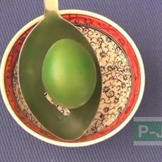 วิธีเปลี่ยนสีเปลือกไข่ จากการต้ม