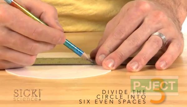 รูป 6 สอนทำของเล่นสนุกๆ วงล้อ หลากสี
