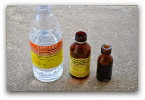 รูป 3 สูตรน้ำยาล้างมือ ทำจากว่านหางจระเข้