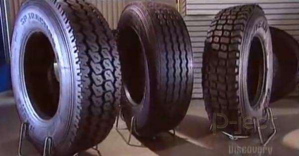 รูป 1 โรงงานทำยางรถยนต์ หล่อยางเก่า นำมาใช้ใหม่