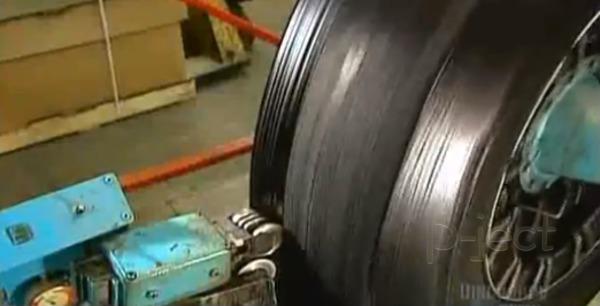 รูป 6 โรงงานทำยางรถยนต์ หล่อยางเก่า นำมาใช้ใหม่