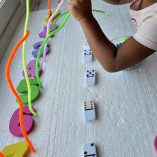สอนให้รู้จักตัวเลข นับเลข จากของเล่น