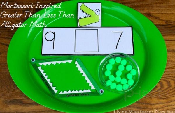 มากกว่า น้อยกว่า เรียนคณิต คิดสนุก