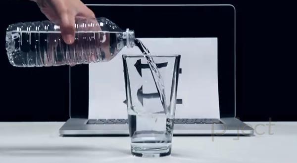 รูป 2 การทดลองสนุกๆ เกี่ยวกับน้ำ
