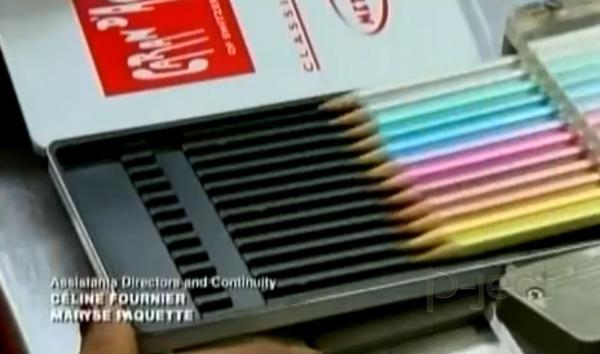 รูป 1 โรงงานผลิต ดินสอสี