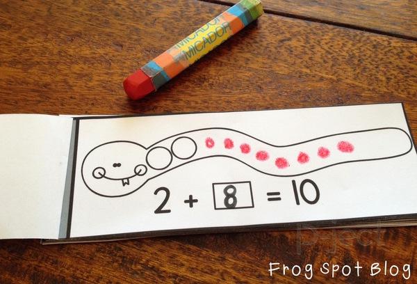 รูป 2 เติมตัวเลขที่หายไป เกมส์คณิตคิดสนุก