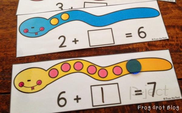 รูป 3 เติมตัวเลขที่หายไป เกมส์คณิตคิดสนุก