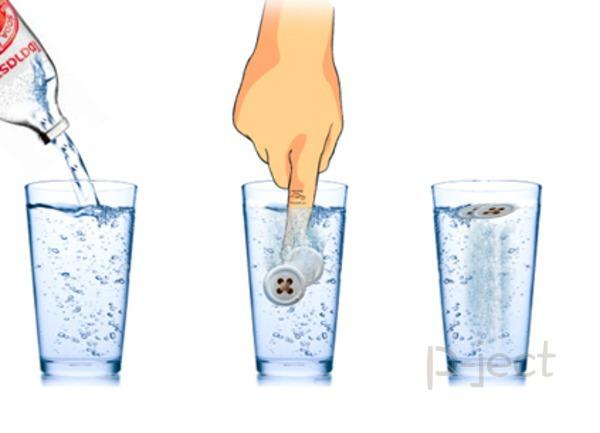 ทดลองวิทย์สนุกๆ กระดุมลอยน้ำ จมน้ำ