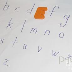 เกมส์ค้นหาตัวเลข ตัวอักษร วางให้ถูกตำแหน่ง