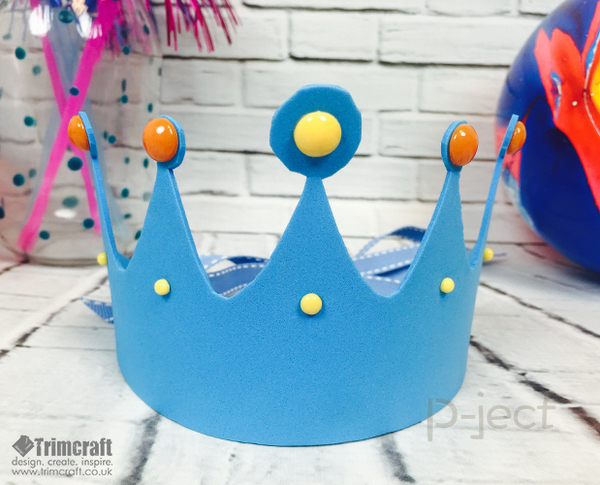 how to make a crown stay