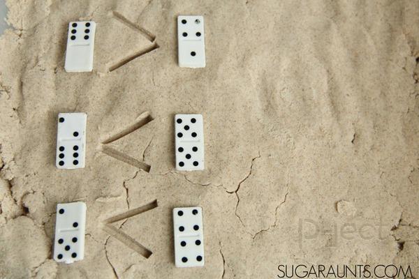 ปั้นทรายเป็นก้อน ทำสื่อการสอน สนุกๆ