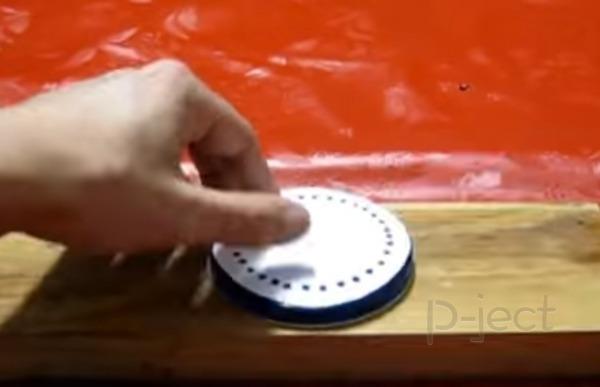 รูป 4 สอนทำเปลวไฟ จากกระป๋องครีม เก่าๆ