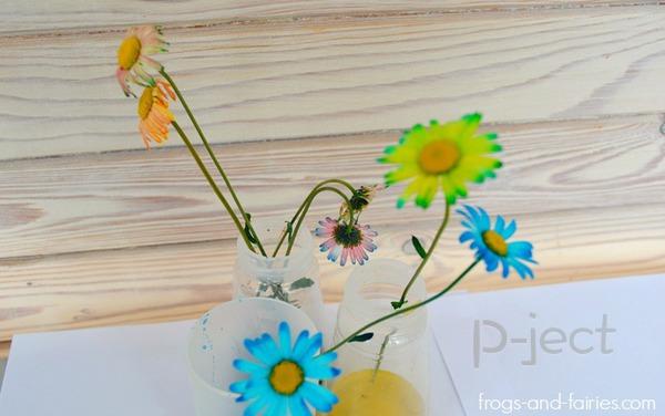 รูป 2 สื่อการสอนสนุกๆ ดอกไม้เปลี่ยนสี