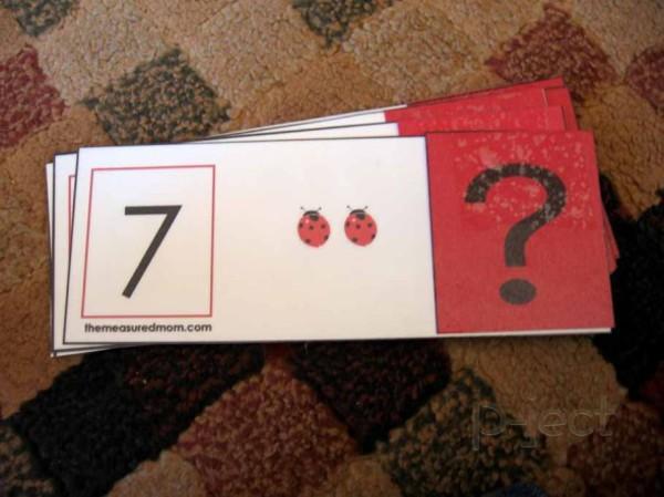 รูป 3 เกมส์คณิตศาสตร์ เกมส์ค้นหาจำนวนเต่าทองที่ซ่อนอยู่