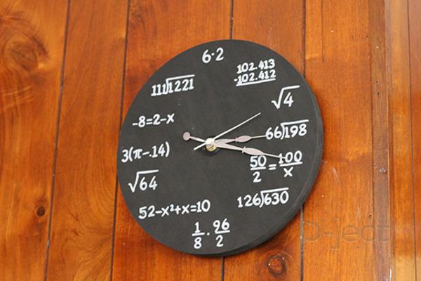 สอนทำนาฬิกา แก้โจทย์ปัญหาคณิตศาสตร์
