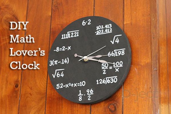รูป 3 สอนทำนาฬิกา แก้โจทย์ปัญหาคณิตศาสตร์