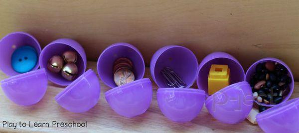 รูป 3 ฟังเสียง จับคู่ไข่ สื่อการสอนสนุกๆ