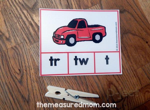 รูป 4 ไอเดียสื่อการสอน ภาษาอังกฤษสนุกๆ คำนี้ขึ้นต้นด้วยอะไร?