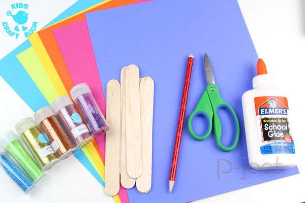 รูป 2 สื่อการสอนสำหรับเด็ก สนุกๆ หน้ากากผีเสื้อ
