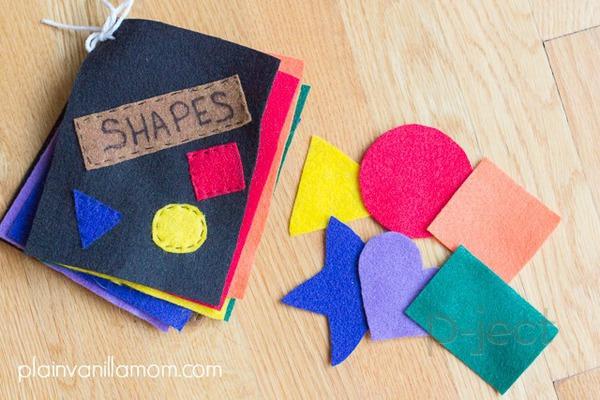 สื่อการสอนคณิตเบื้องต้น เรียนรู้รูปร่าง(Shapes)