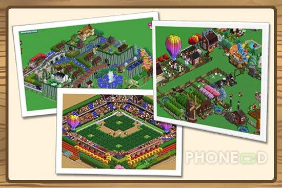 รูป 2 ดาวน์โหลด Farmville สำหรับไอโฟนและไอพอดทัช