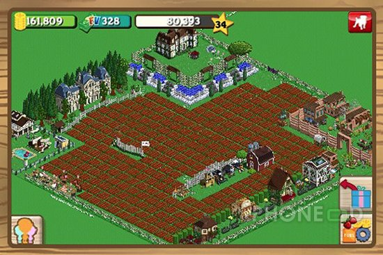 รูป 5 ดาวน์โหลด Farmville สำหรับไอโฟนและไอพอดทัช
