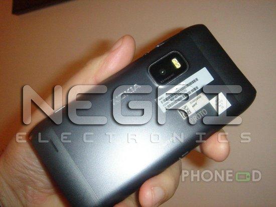 รูป 2 ภาพมือถือโนเกีย N9 (E7) ใหม่