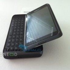มือถือโนเกียตัวใหม่ Nokia N9 (E7) หรือ N8 ติดคีย์บอร์ด (ภาพ+คลิป)