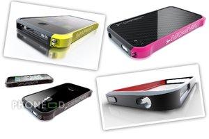 เคสไอโฟน 4 จาก Element Case