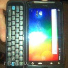 มือถือใหม่ HTC Vision โชว์ภาพก่อนเปิดตัว