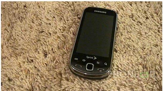รูป 1 โทรศัพท์ใหม่ ซัมซุง Intercept โชว์ตัวก่อนเวลา