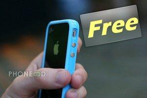เคสไอโฟน 4 ฟรี แจกโดย Apple เมื่อซื้อก่อน 1 ตค 53