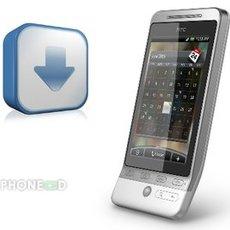 อัพเกรด HTC Hero เป็นระบบ Android 2.1