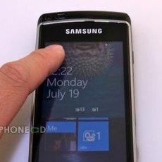 รายละเอียด Windows Phone 7 พร้อมคลิปการใช้งาน