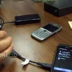 ต่อโนเกีย N8 เข้าเปิดไฟล์ในฮาร์ดดิสก์ External, USB ไดรฟ์ และ มือถือตัวอื่น