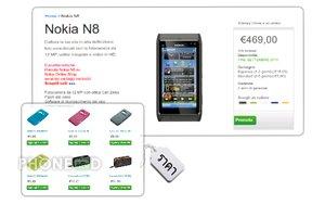 โนเกียรับจอง Nokia N8 พร้อมราคาใหม่ ที่ต่างประเทศ