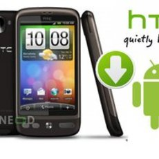 HTC Desire ระบบแอนดรอยด์ 2.2