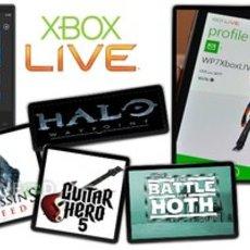 รายชื่อเกมส์ Xbox Live ลงมือถือระบบวินโดวส์โฟน 7