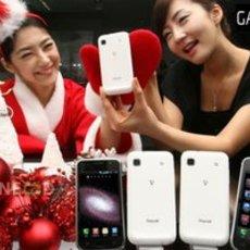 ซัมซุง Galaxy S สีขาว